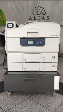 Drukarka Xerox Phaser 7400 + dodatki FV23%