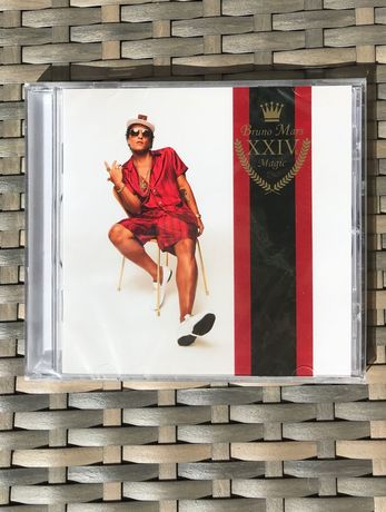 24K Magic - Bruno Mars [CD]