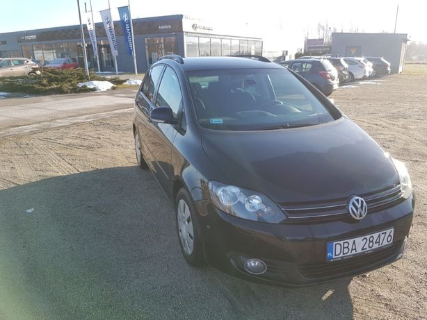 Golf Plus 1,6TDI