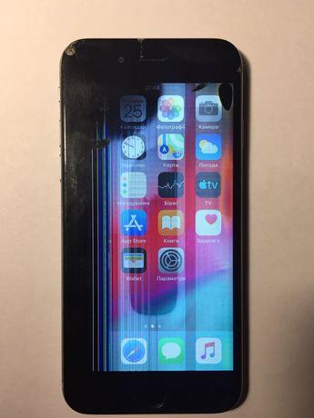 iPhone 6 bypass без sim