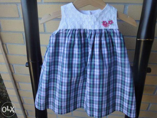 Vestido Petit Patapon 9 Meses
