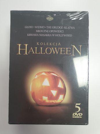Kolekcja Halloween 5 DVD - UNIKAT - głosy, klątwa