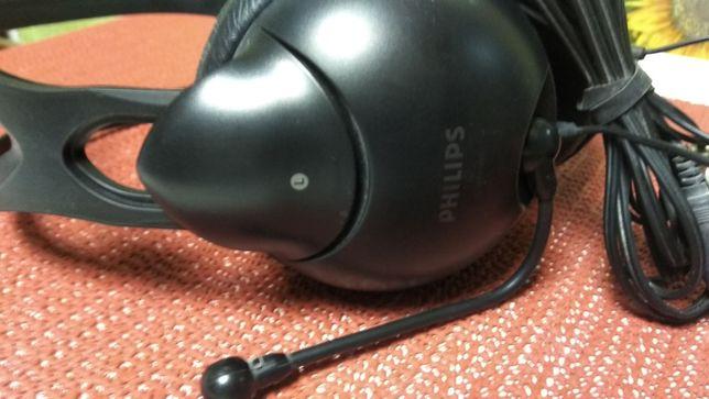 Наушники Philips SHM1900 с микрофоном
