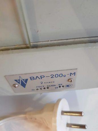 Весы  ВЛР-200g-М