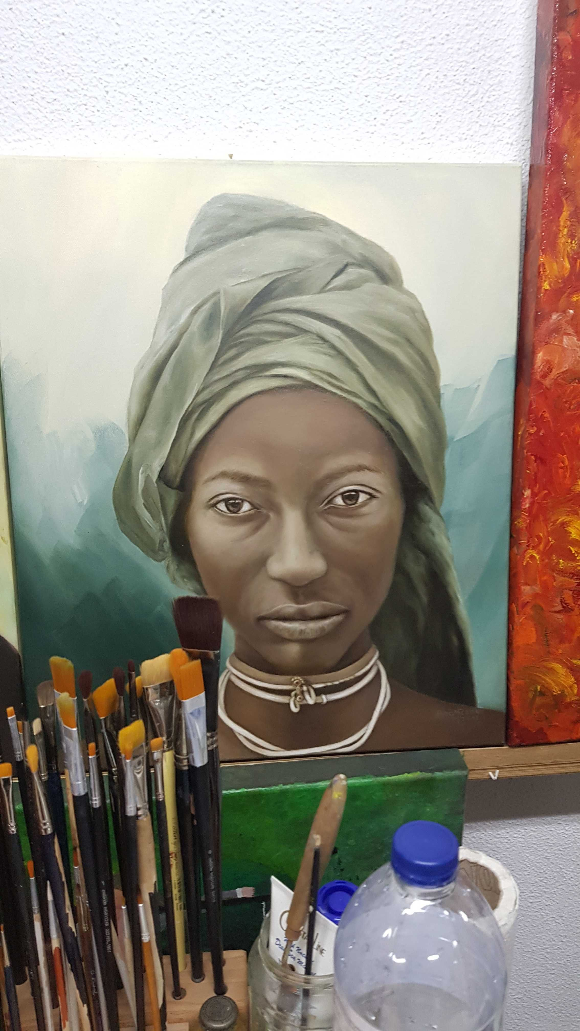 Pintura hiper realista