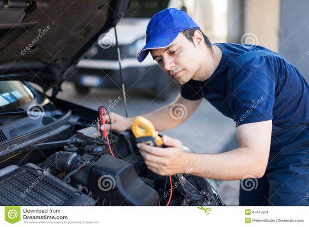 Eletricista de automóveis / outros'