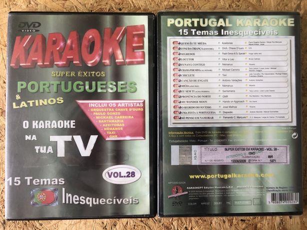 Dvd's Karaoke