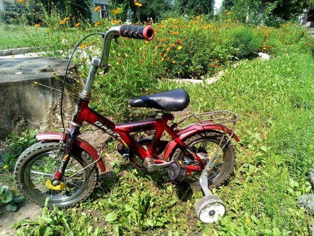 АКЦИЯ! Детский велосипед Profi 14