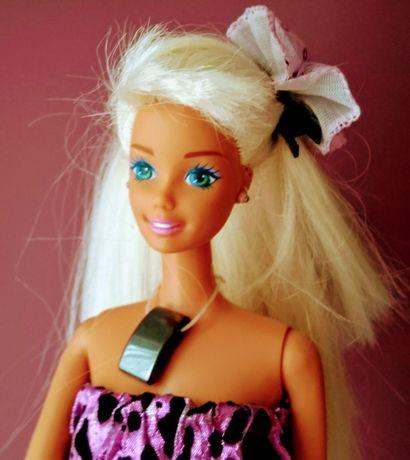 Коллекционная Барби с аксессуарами винтаж Barbie