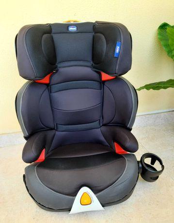 Cadeira Auto Chicco Oasys 2-3 Evo Jet Black
