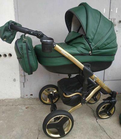 Універсальна коляска 2 в 1 GOLD DELUXE лімітована версія