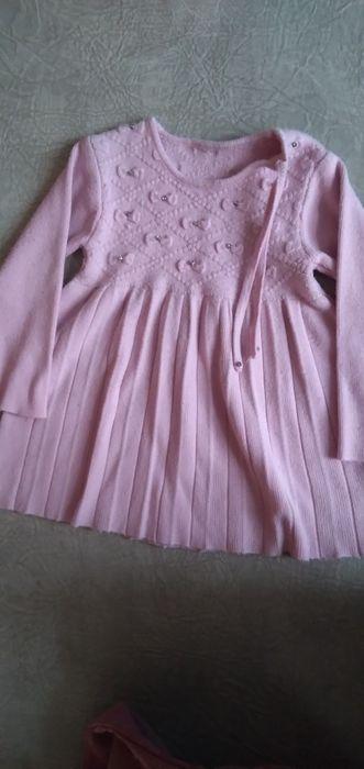 Продам платье на девочку 1,5-2 годика Пологи - изображение 1