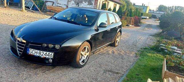 Alfa Romeo 159 2.4 2007
