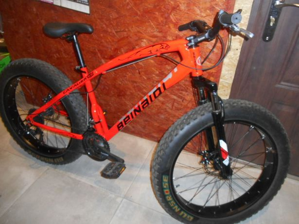 fat bike Cavalier gunsrose