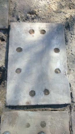 Płyty drogowe: betonowe, zbrojone typu jombo, yombo, jumbo