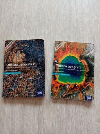 Podręcznik Oblicza geografii 1,2
