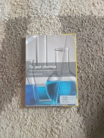 To jest chemia stan BARDZO DOBRY
