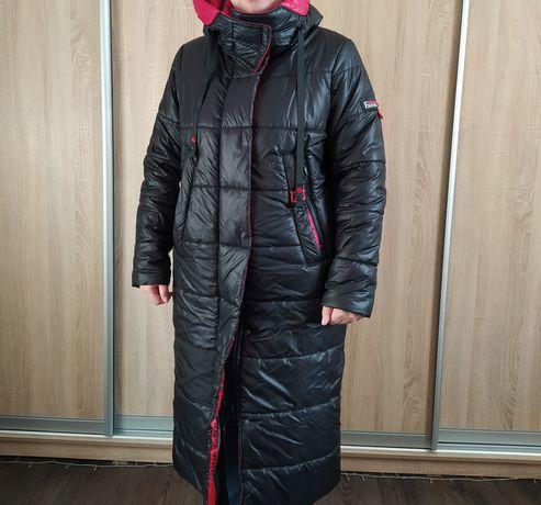 Зимня куртка,52 розмір