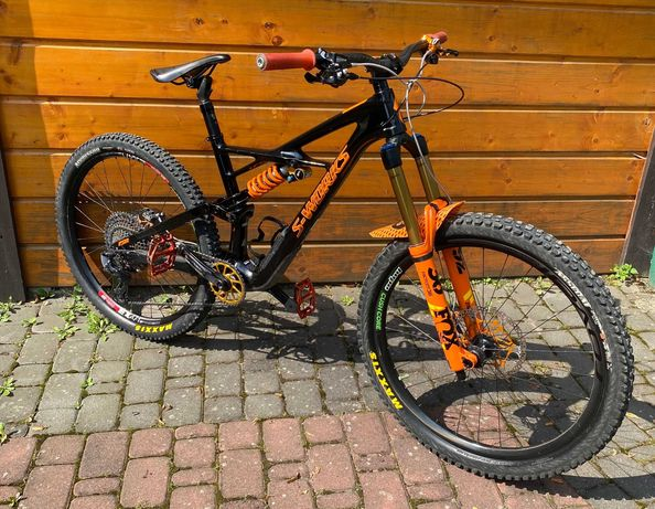 Rower Specialized Enduro S-works carbon Fox Factory Ohlins hope XX1