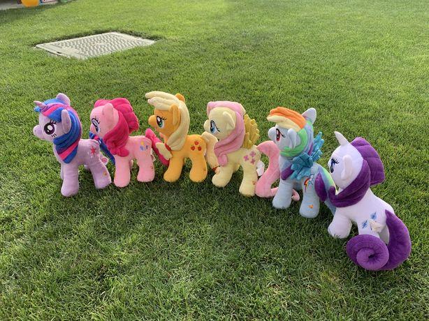 Мягкая игрушка Пони, музыкальные My little pony
