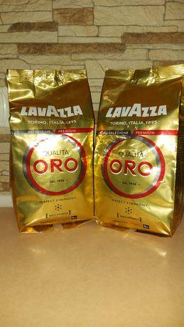 Кава Lavazza ORO, Super Crema.  Кофе в зёрнах! ИТАЛИЯ  1 кг .