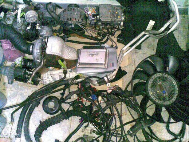 Peças para Audi/VW 2.5TDi - Peças de motor