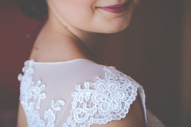 Suknia ślubna rozmiar S,M, L