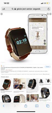Nowy smartwatch lokalizator senior