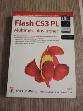 Flash CS3 PL Multimedialny trener wyd. Helion