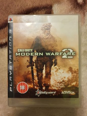 Gra ps 3 Modern Warfare 2