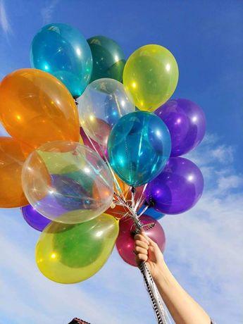 Napełnianie balonów Helem / Impreza / LED / Wesele / Balony