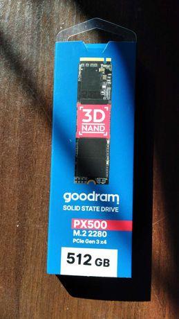 SSD 512 Gb GOODRAM PX500 M.2