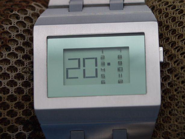 zegarek AXCENT of scandinavia ładny duży cieżki