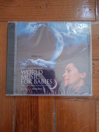 CD World Music for Babies