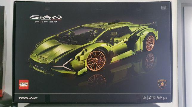 Lamborghini Sián FKP - 42115 Novo