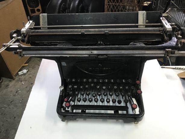 Maszyna do pisania antyk Mercedes