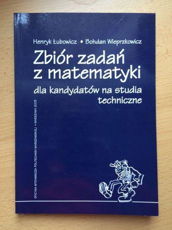 Zbiór zadań z matematyki, studia techniczne Politechnika Warszawska