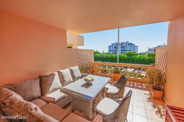 Espetacular apartamento de 2 quartos para venda na Luz