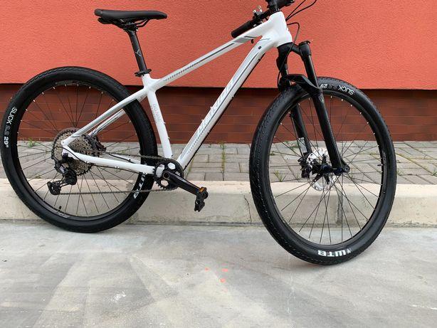 "Велосипед 29"" Merida BIG.NINE XT-Edition (2020) glossy white"