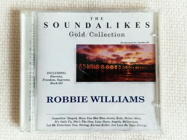 SOUNDALIKES - Robbie Williams