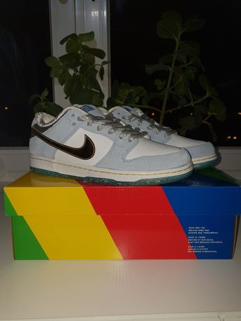 Nike dunk sb low sean cliver holiday special