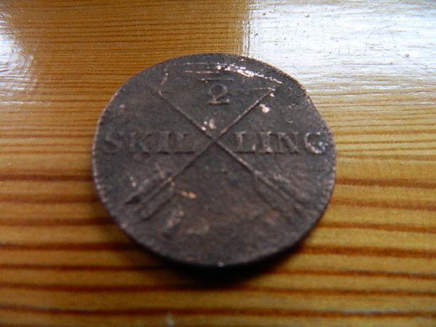 Banknoty szwedzkie ,polskie(monety szwedzkie i inne) NICARAGUA.