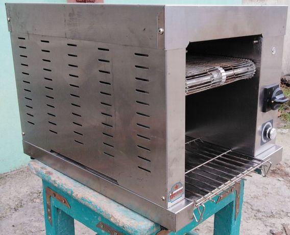 Конвеерная электро печь