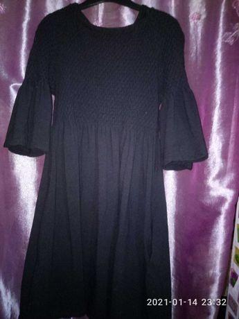 Платье, шерсть, состояние нового
