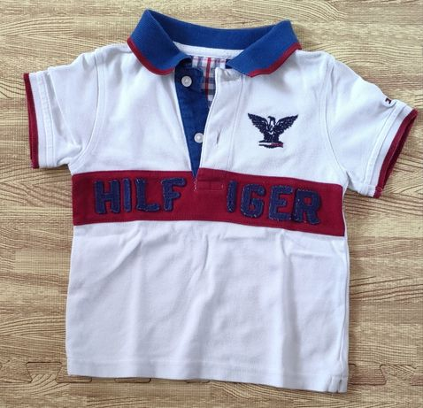 Polo Tommy 18 meses