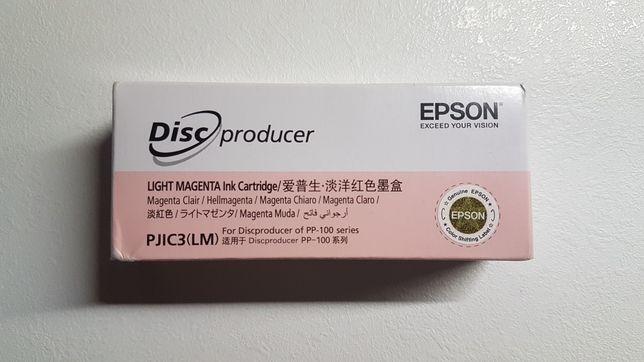 Epson PJIC3 Cartridge atramentowy Magenta (jasna)
