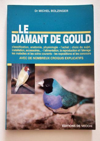 Pack de 2 livros sobre Diamantes de Gould