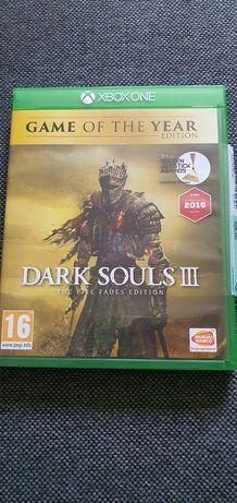 Dark Souls 3 GOTY stan idealny, Xbox