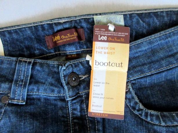 damskie i dzieciece jeansy LEE spodnie XS S M XL 40 42