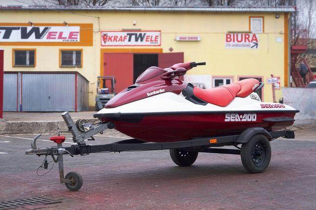 Skuter Wodny SEA-DOO GTX 951cc 3os 130KM Zamiana Przyczep DOWÓZ GRATIS